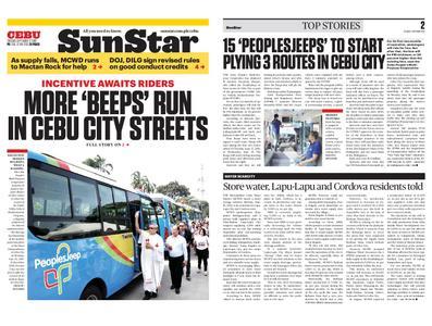 Sun.Star – September 17, 2019