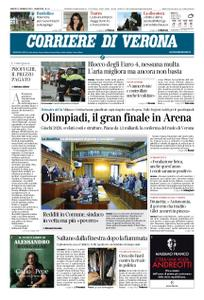 Corriere di Verona – 12 gennaio 2019
