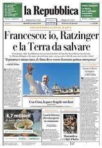 la Repubblica - 16 Gennaio 2020