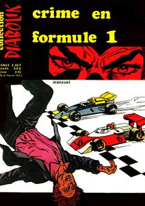 Diabolik - Série 3 - Tome 62 - Crime en Formule