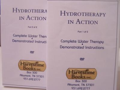 Hydrotherapy in Action, 2 DVD set (2007)