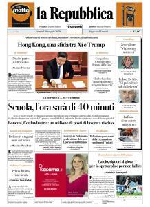 La Repubblica - 29 Maggio 2020