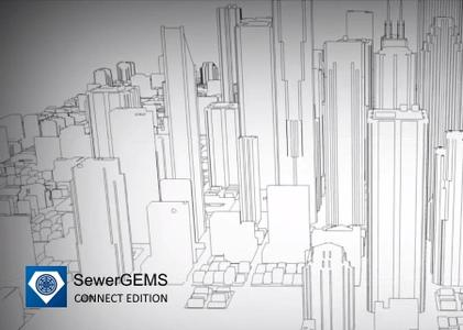 SewerGEMS CONNECT Edition Update 2 (build 10.02.01.04)