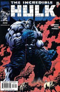 Hulk 2001-02 Incredible Hulk 023
