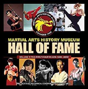 Martial Arts History Museum Hall Of Fame