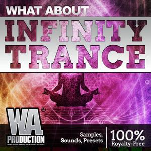 W. A. Production Infinity Trance WAV MiDi FXP FLP