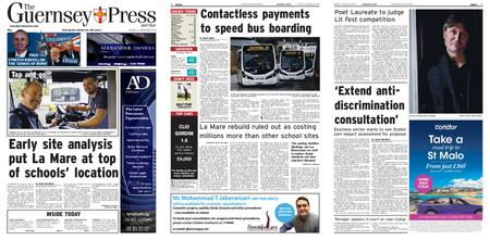 The Guernsey Press – 17 September 2019