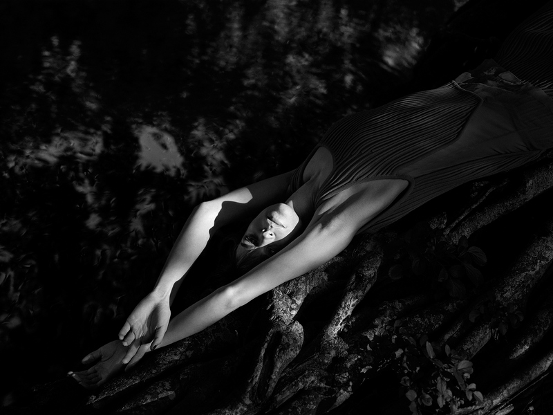 Meghan Collison by Patrik Sehlstedt for Intermission Spring/Summer 2015