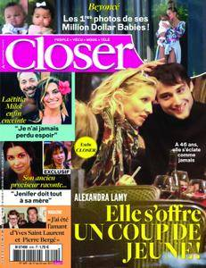 Closer France - 17 novembre 2017