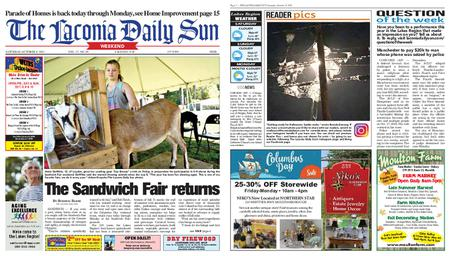 The Laconia Daily Sun – October 09, 2021