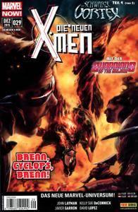 Die neuen X-Men 29 Panini 2015 Gurk TheE