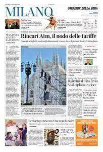 Corriere della Sera Milano - 29 Dicembre 2017