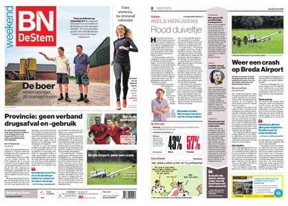 BN DeStem - Bergen op Zoom – 16 juni 2018