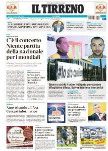 Il Tirreno Livorno - 29 Novembre 2018