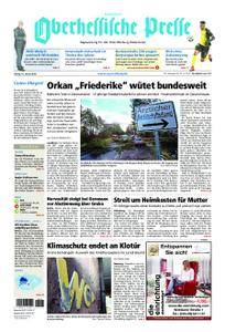Oberhessische Presse Hinterland - 19. Januar 2018