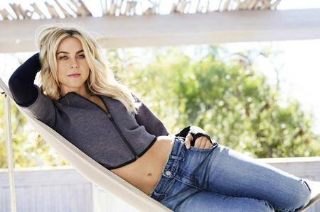 Julianne Hough by Arthur Belebeau for SHAPE Magazine September 2016