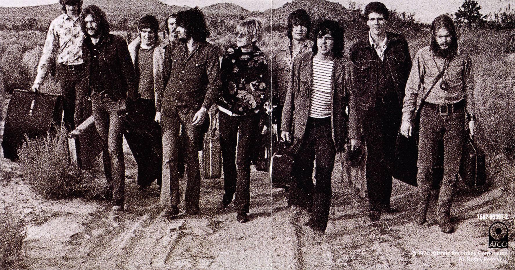 Delaney & Bonnie & Friends - On Tour With Eric Clapton (1970)