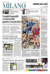 Corriere della Sera Milano – 28 giugno 2020