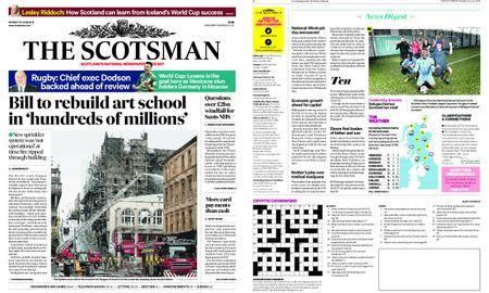 The Scotsman – June 18, 2018