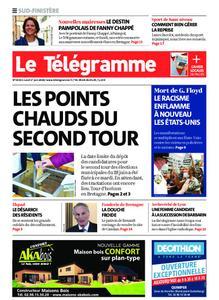 Le Télégramme Concarneau – 01 juin 2020