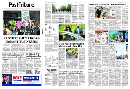 Post-Tribune – June 01, 2020