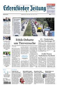 Eckernförder Zeitung - 29. Juni 2020