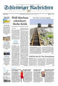 Schleswiger Nachrichten - 23. Mai 2019