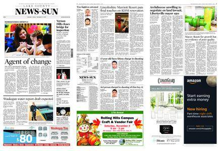 Lake County News-Sun – November 04, 2017