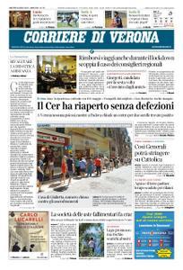 Corriere di Verona – 28 luglio 2020