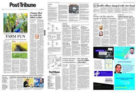 Post-Tribune – September 25, 2018