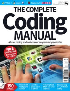 The Complete Coding Manual – August 2019