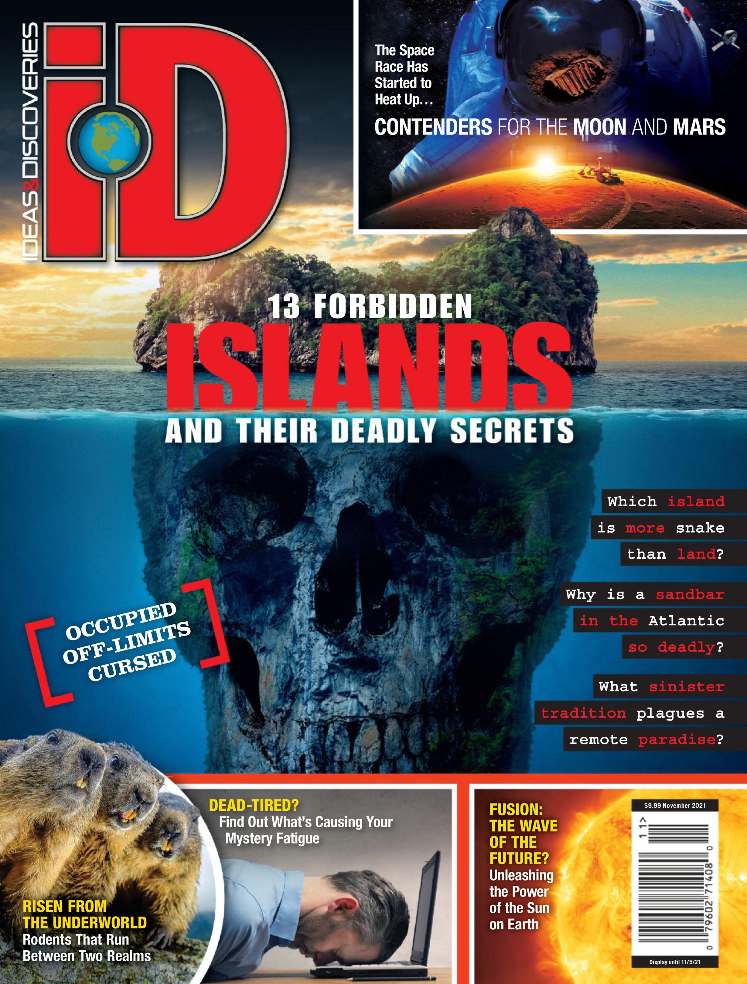 iD (Ideas & Discoveries) - November 2021