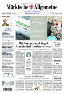 Märkische Allgemeine Zossener Rundschau - 06. Februar 2019