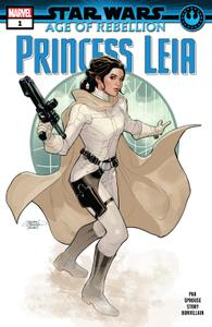 Star Wars-Age Of Rebellion-Princess Leia 2019 Digital Kileko