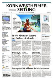 Kornwestheimer Zeitung - 31. August 2019