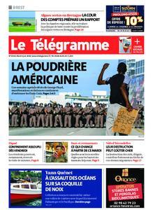 Le Télégramme Brest Abers Iroise – 02 juin 2020