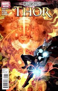 Chaos War - Thor 01 of 2