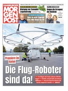 Hamburger Morgenpost – 13. Oktober 2021