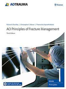 AO Principles of Fracture Management: Vol. 1: Principles, Vol. 2: Specific fractures: 1-2 3rd Edition