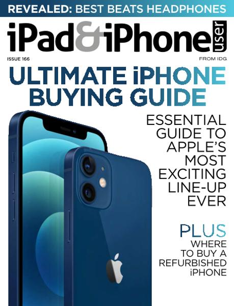iPad & iPhone User - Issue 166 - March 2021