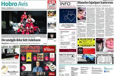 Hobro Avis – 12. december 2017