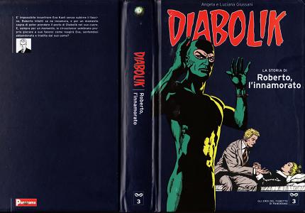 Gli Eroi Del Fumetto Di Panorama - Diabolik - Roberto L'Innamorato