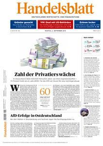 Handelsblatt - 02. September 2019