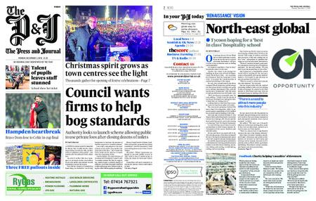 The Press and Journal Moray – December 03, 2018