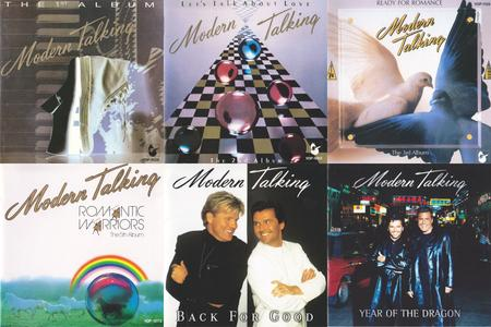 Modern Talking: Collection (1986 - 2000) [7CD, Japanese Ed.]
