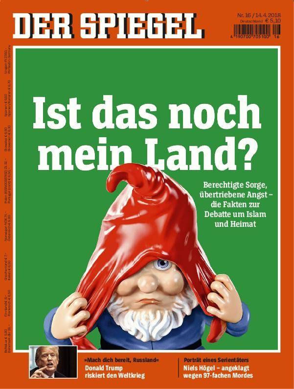 Der Spiegel - 15. April 2018