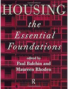 Housing: The Essential Foundations [Repost]