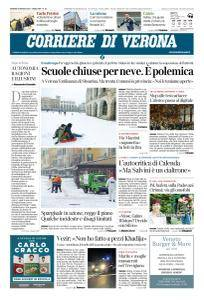 Corriere di Verona - 2 Marzo 2018