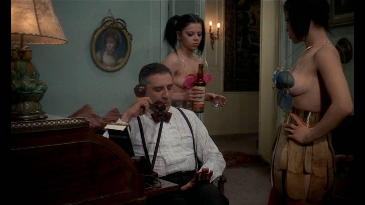 The Nude Vampire (1970) La vampire nue
