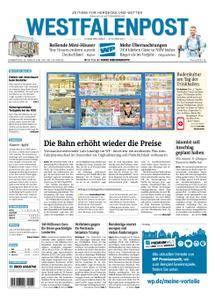 Westfalenpost Wetter - 23. August 2018